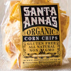 Santa Anna's Tortilla Chips (5 Small Packs)
