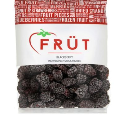 Blackberries, Frozen (1 Kg)