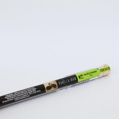 Vanilla Man Vanilla Powder (tube)