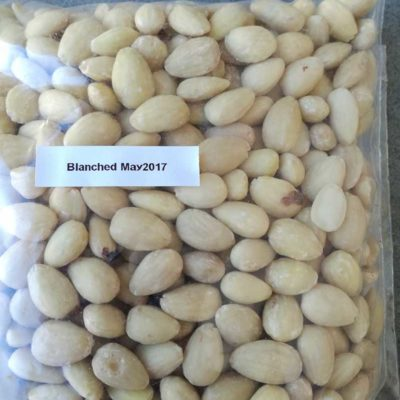 Almonds Blanched