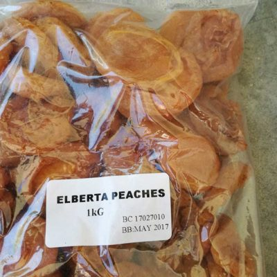 Elberta Peaches