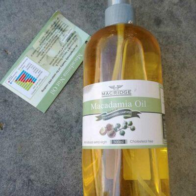 Nature Gold Original Macadamia Oil