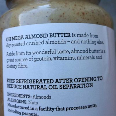 Oh-mega-almond-butter-ingredient-list