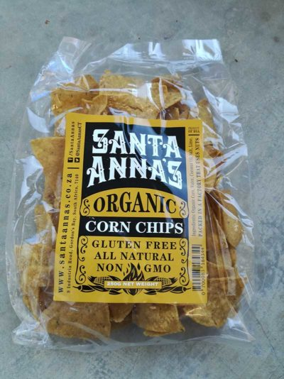 Santa Anna Tortilla Chips Large 250g