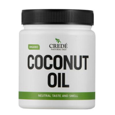 Credé Organic Coconut Oil (Odourless)