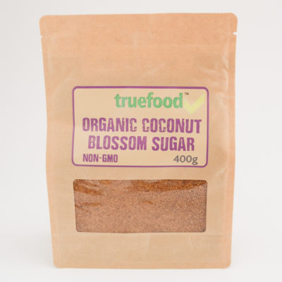 Truefood Organic Coconut Blossom Sugar