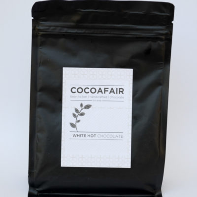 CocoaFair White Hot Chocolate