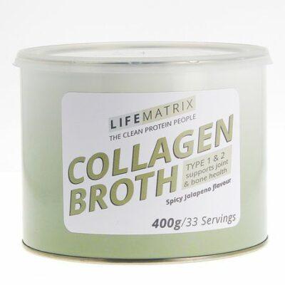 Lifematrix Collagen Broth Powder