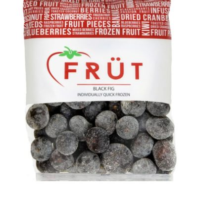 Black Figs, Frozen (1kg)