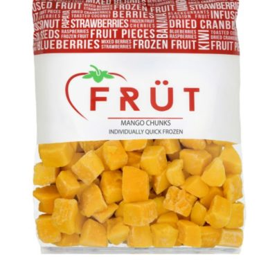 Mango Pieces, Frozen (1kg)