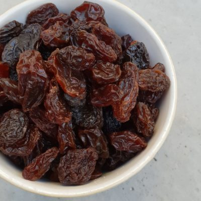 Raisins Thompson Seedless