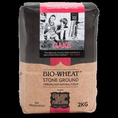 BIO-WHEAT Cake Flour