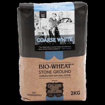 BIO-WHEAT Coarse White Flour