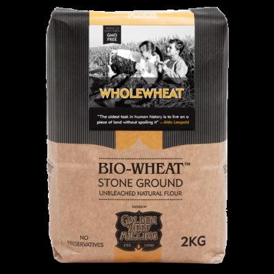 BIO-WHEAT Wholewheat Flour