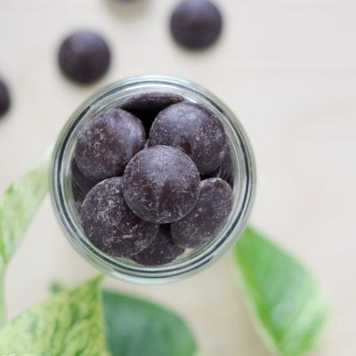 55% Belgian Dark Chocolate (Belcolade)